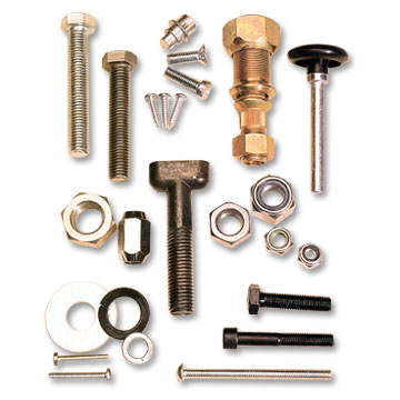 Industrial Hardware, Nuts, Bolts, Washers, Screws